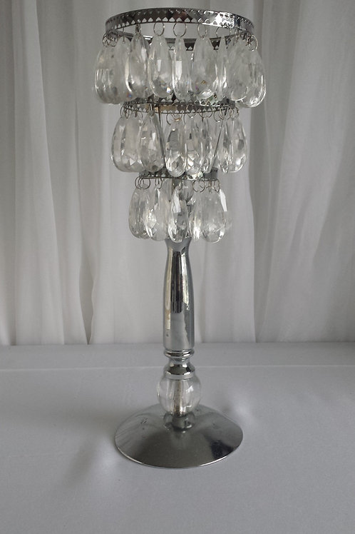 Mini Chandeliers for Head Table