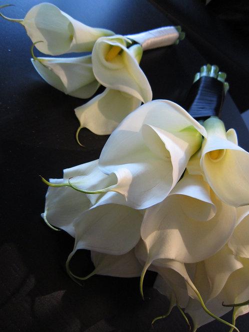 Classic Calla Bouquet