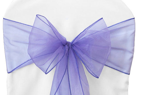 Organza Sashes - Multiple Colors