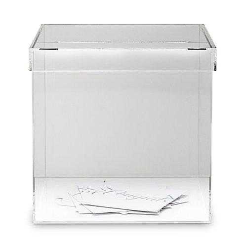 Clear Acrylic Money Box