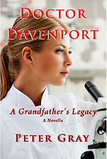 Dr Davenport 9 by 6 Front Cover High Res