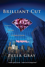 FRONT COVER of Brilliant Cut with Review