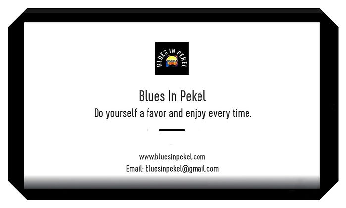 Blues In Pekela