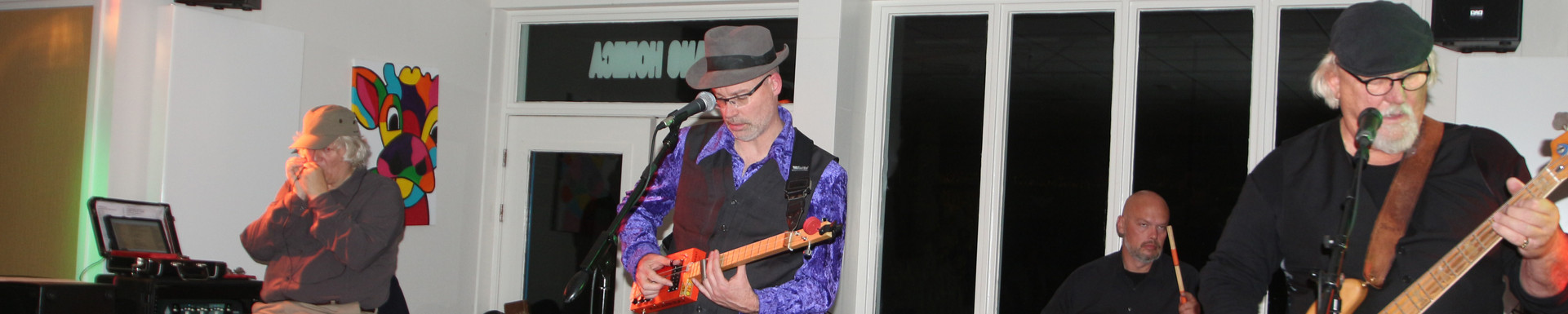 Mississippi Kings Blues in Pekel