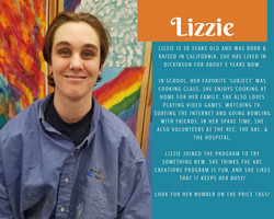 Bio - Lizzie