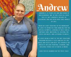 Bio - Andrew