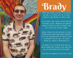 Bio - Brady