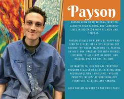 Bio - Payson