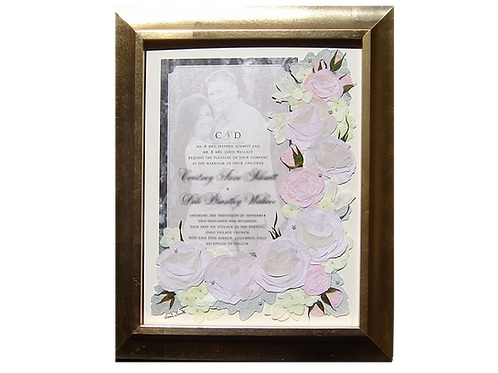 Romantic - Gold Verona Frame