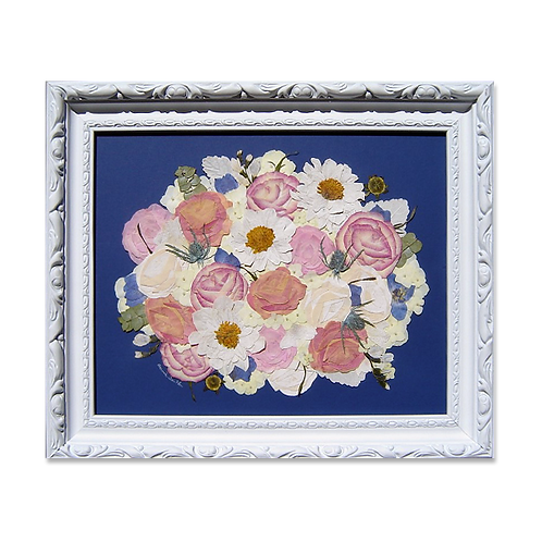 Eclectic - Antique White Frame
