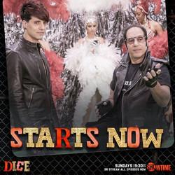 Criss Angel & Andrew Dice Clay
