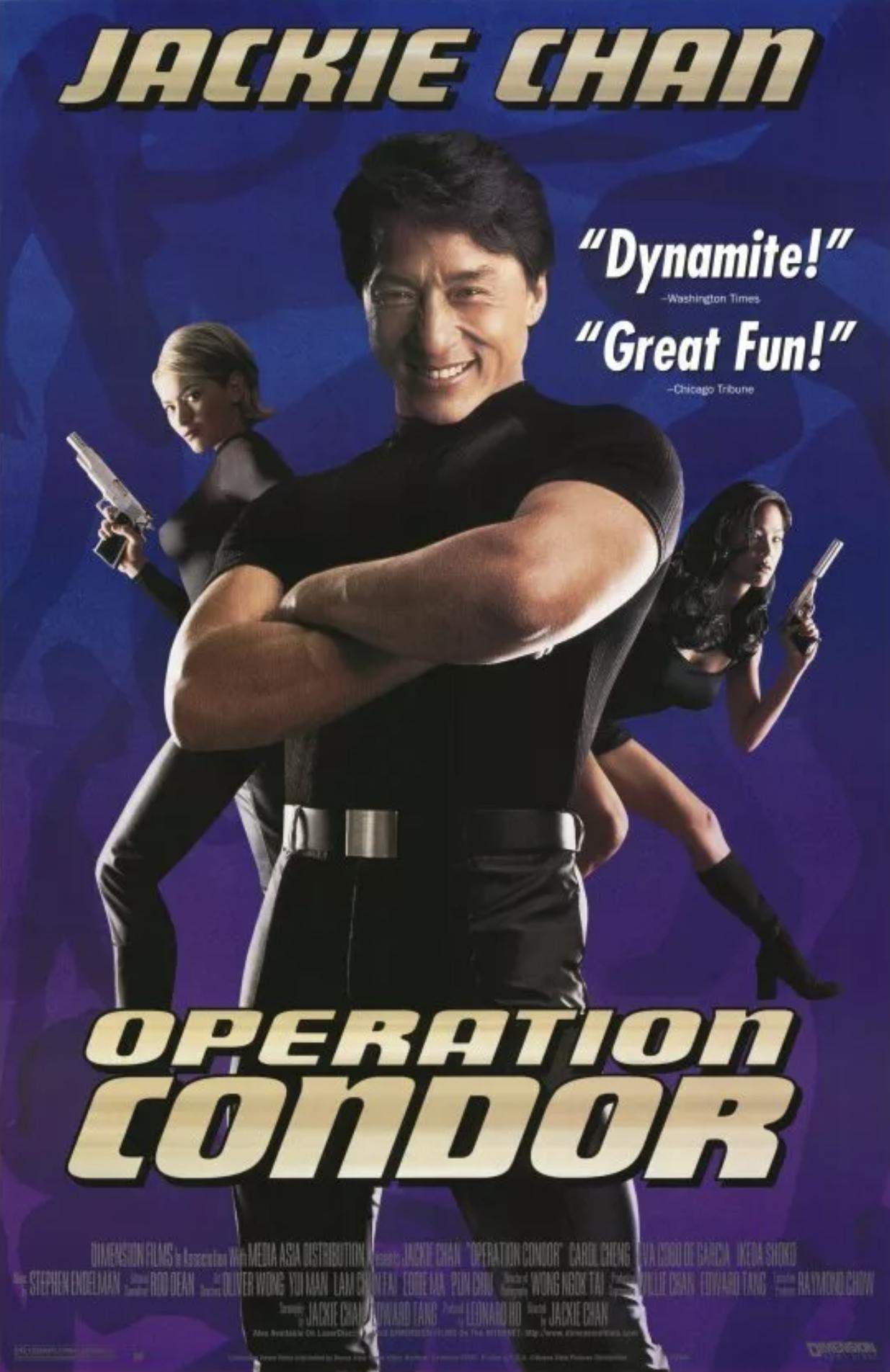 """Operation Condor"""