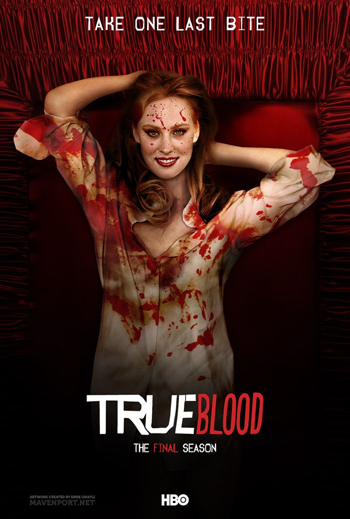 """TRUE BLOOD"""
