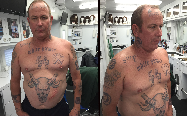 Fake Character Tattoos