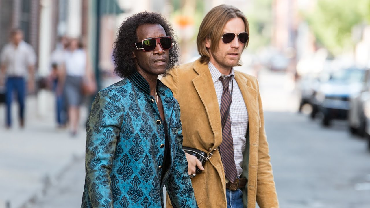 Don Cheadle & Ewan McGregor