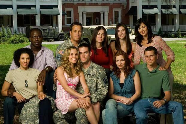 """Army Wives"""