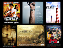 Makeup for Theatrical Posters