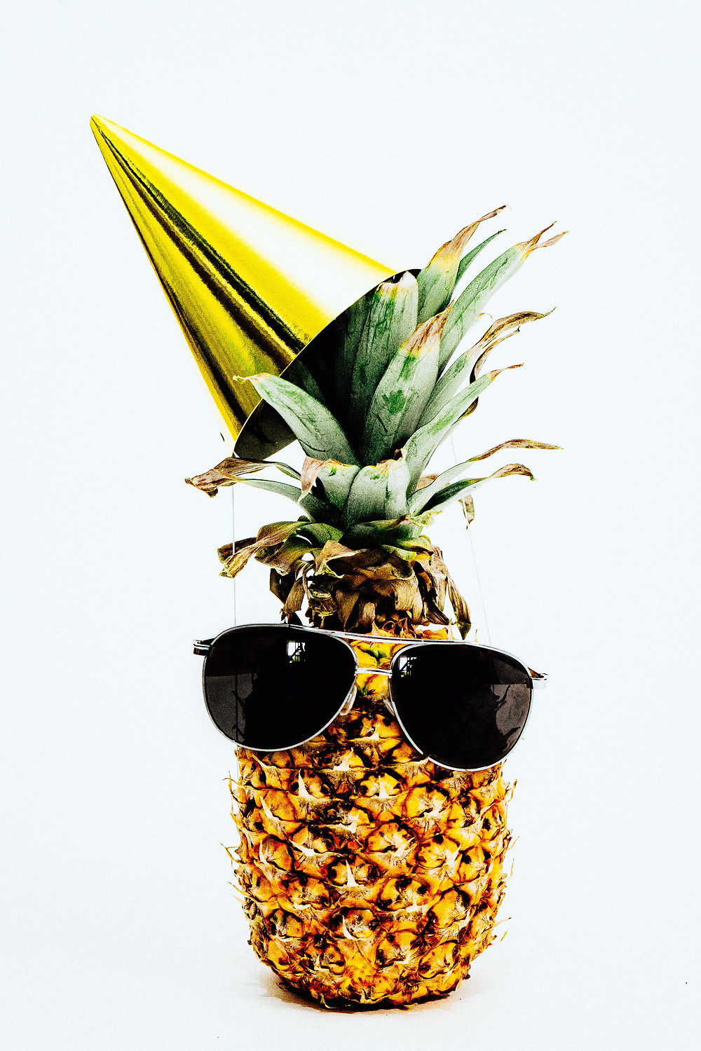 Party pineapple image from Freely