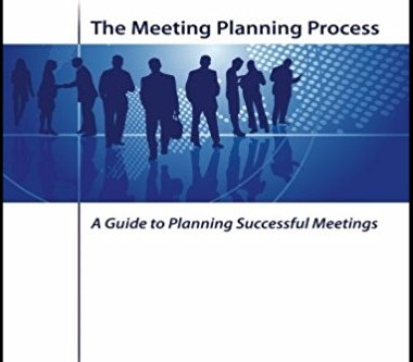 "Independent Book Review: ""The Meeting Planning Process: A Guide to Planning Successful Meetings"""