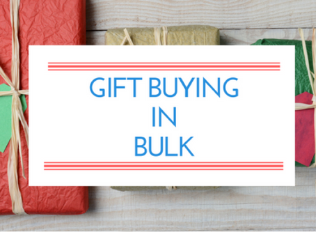 A Guide to Ordering Holiday Gifts in Bulk