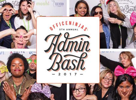 OfficeNinjas Admin Bash 2017: Winner Announcement!