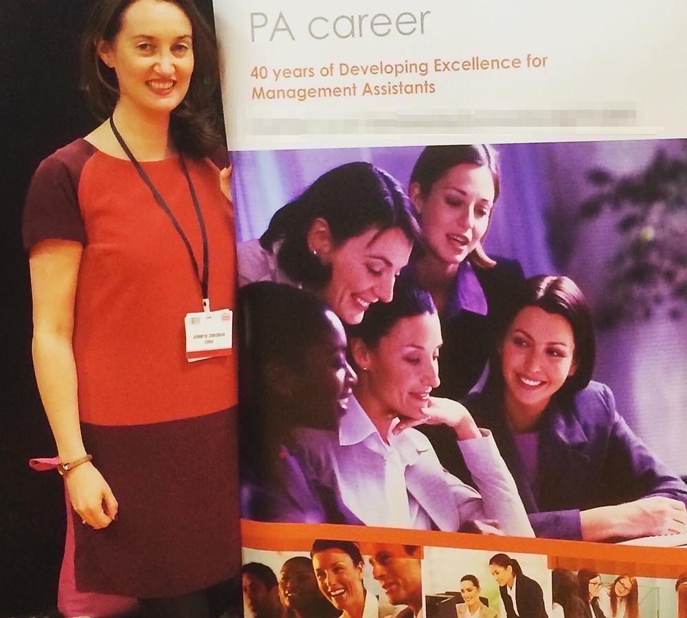 Jennifer Corcoran at EUMA UK 2015 conference