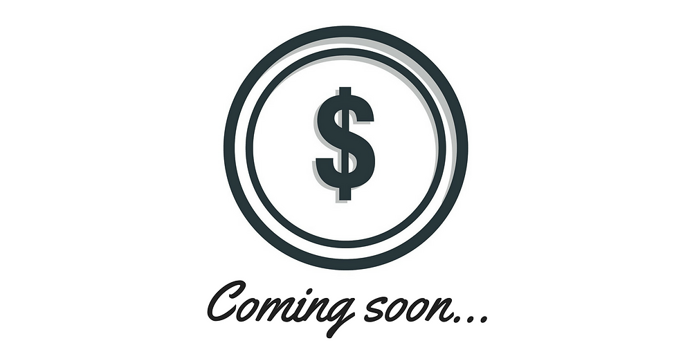 Payment coming soon