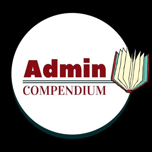 Admin Compendium