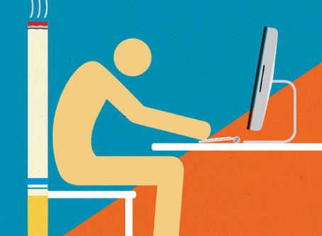 The Dangers of Sitting and Tips on How to Avoid Being Inactive at Work