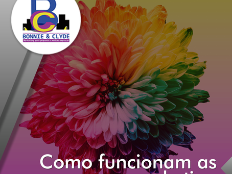 Como funcionam as cores no Marketing