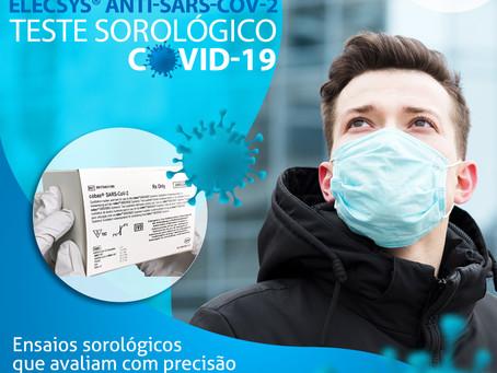Teste Sorológico COVID 19