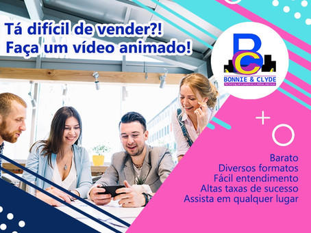 Vídeos Animados? Na BC Marketing tem
