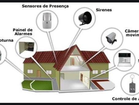 Instalação de sistemas de segurança