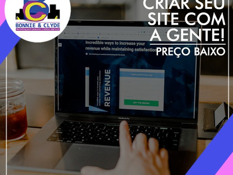 Criação de Sites - BC Marketing