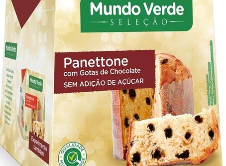 Mundo Verde cria panettones sem açúcar