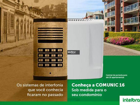 Para que serve uma central de interfone?