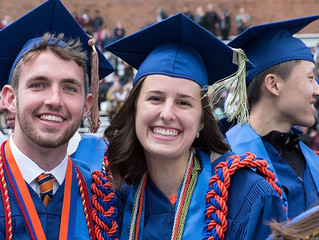 2017 Commencement at UIUC, College of Engineering