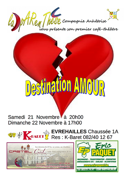 Destination Amour