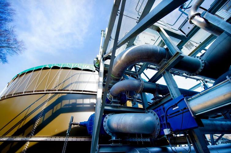 Verdygo - RWZI Simpelveld - ADS - Vierhout Engineering