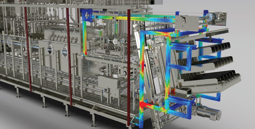 Structural Mechanical Analysis FEA