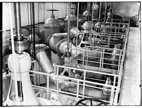 Stork pompen Schiedam rioolgemaal 1951