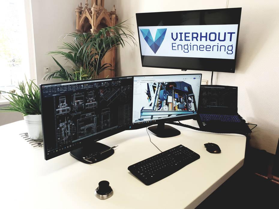 Vierhout Engineering Beursstraat-office.