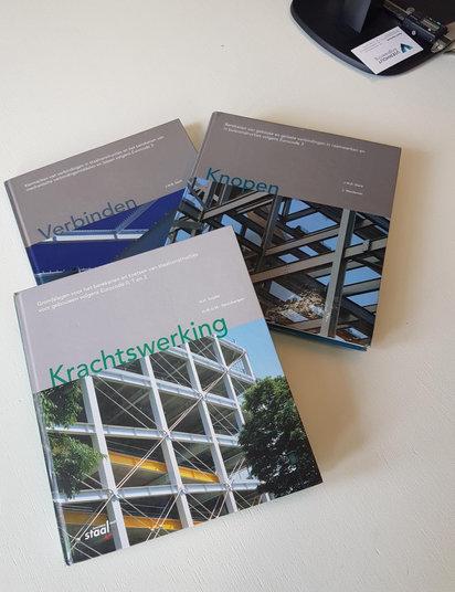 Literatuur kennis - Bouwen met  staal