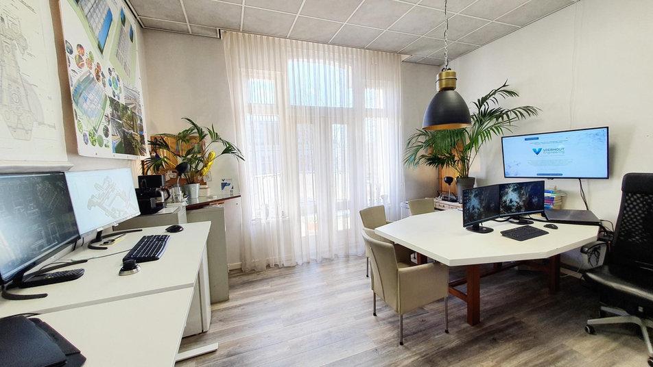 Vierhout Engineering Beursstraat-office-