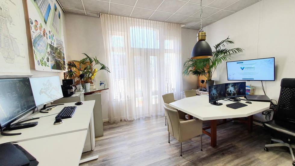 Vierhout Engineering - Beursstraat-Office-Het Atelier