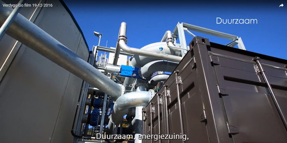 Verdygo Simpelveld - ADS - Vierhout Engineering - Industrial Waste to Renewable energy - Duurzame energie