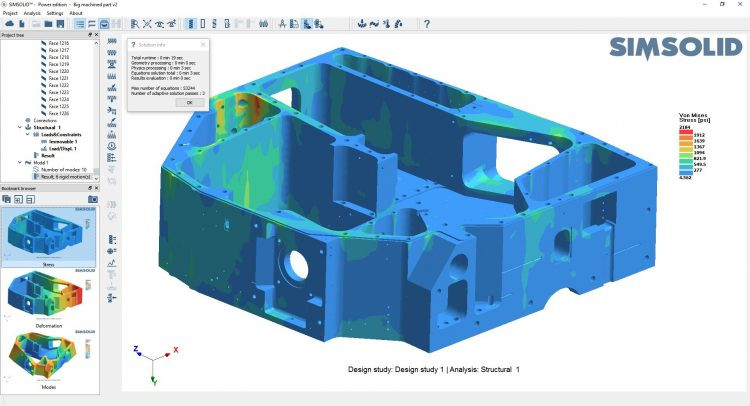 SimSolid-machined-analysis-FEA-Machinebouw