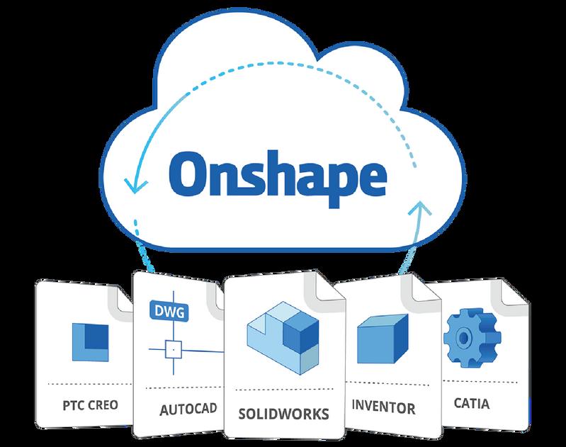 3D CAD Onshape - Vierhout Engineering