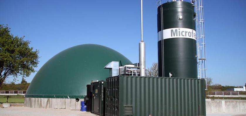 HoSt Microferm Biogas