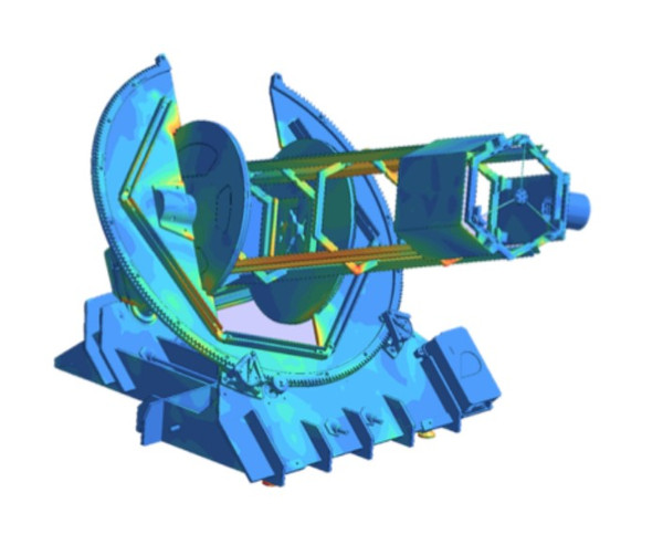SIMSOLID-Large assembly